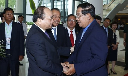 Vietnam y Camboya: medio siglo de amistad y cooperación