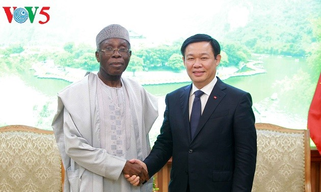 Vietnam, Nigeria boost cooperation in IT and agriculture