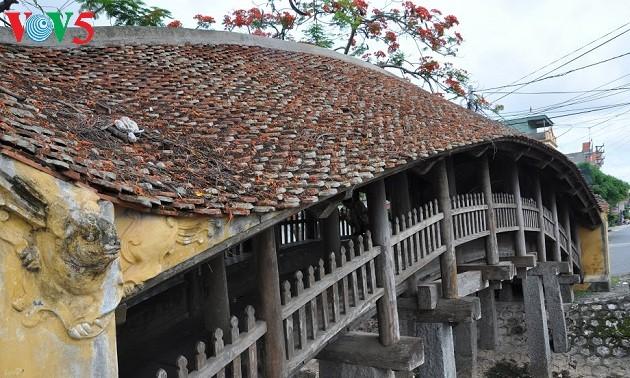 Về thăm cầu ngói qua 5 thế kỷ ở Nam Định