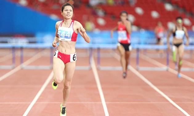 Легкая атлетика – сильный вид спорта Вьетнама