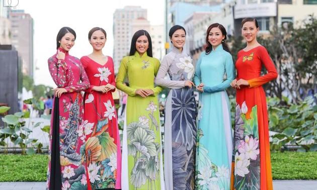 """Vietnamese """"Ao dai"""" promoted in South Korea"""