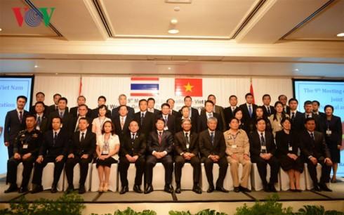 การประชุมครั้งที่ 9 กลุ่มปฏิบัติงานร่วมเวียดนาม – ไทยเกี่ยวกับความร่วมมือด้านการเมืองและความมั่นคง