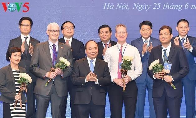 Le Premier ministre à la conférence de promotion de l'investissement de Hanoï 2017
