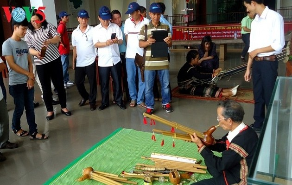 Dak Lak-Museum belebt traditionelle Handwerksberufe wieder