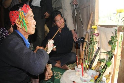 Pang A festival of the La Ha