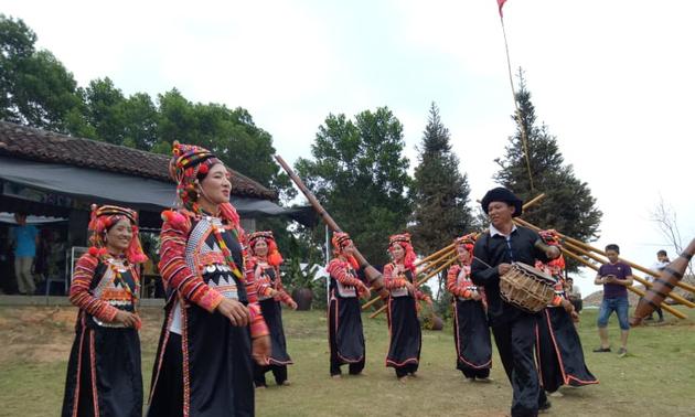 Wedding customs of the Ha Nhi ethnic group
