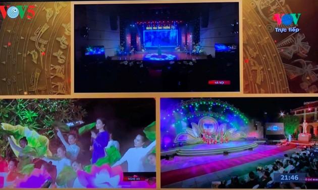Live program marks 50th anniversary of President Ho Chi Minh's Testament