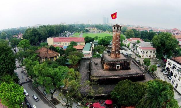 '평화를 위한 도시' 하노이