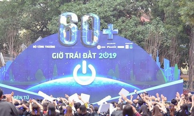 Vietnam starts Earth Hour 2019 campaign