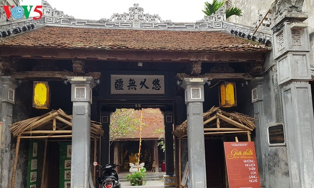 Vietnam's craft villages practice progenitor worship custom