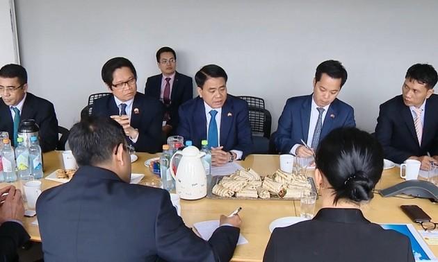 Hanoi seeks cooperation chances with Norway in urban development