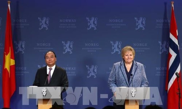 Vietnam, Norway issue joint statement