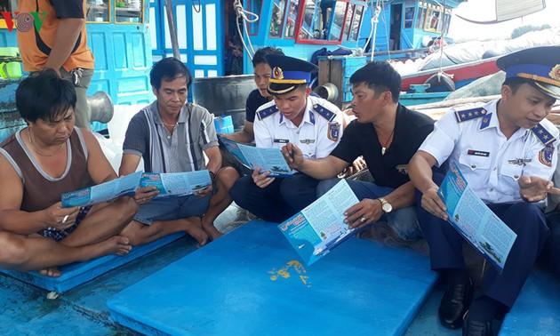 Ba Ria-Vung Tau joins collaborative effort to remove EU's yellow card