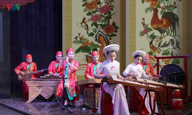 Ha Long theater helps link Vietnamese traditional arts with wider world