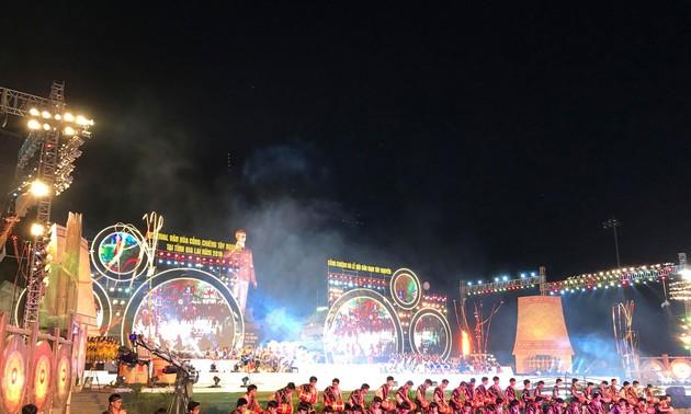 ງານ Festival ຄ້ອງເຂດໄຕຫວຽນປີ 2018