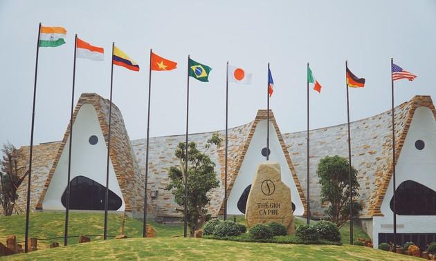 ダクラク省にある世界コーヒー博物館