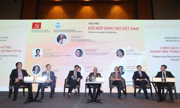 Membangun dan mengembangkan ekosistem, mendorong pembaruan kreatif di Viet Nam