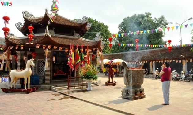 Пагода Ланг