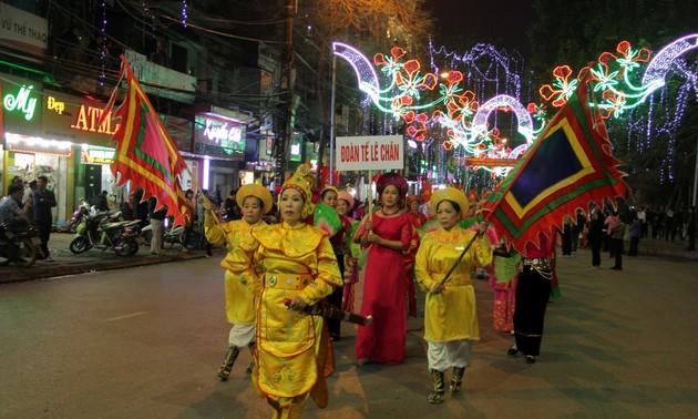 Культурный фестиваль Ле Чан – место слияния прошлого с настоящим