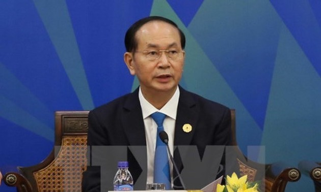President calls for sustaining APEC role as driver of economic growth, integration