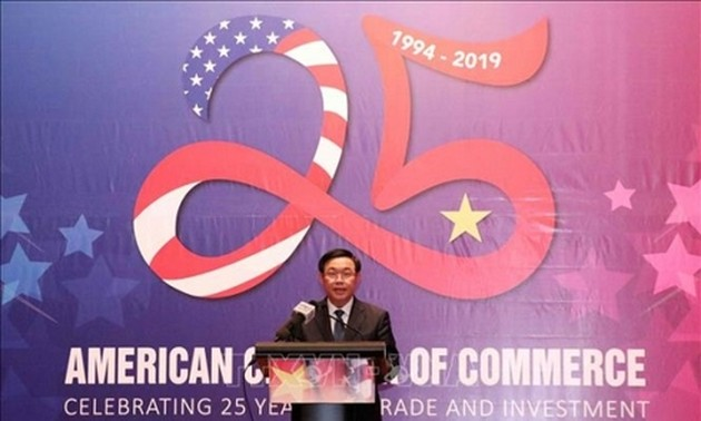 Vietnam-US trade increases 120 folds to 60 billion USD in 25 years