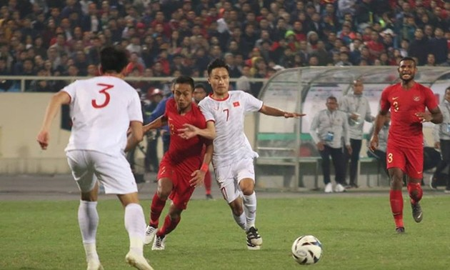 AFC U23 Championship qualifying round: Vietnam defeats Indonesia in tight race