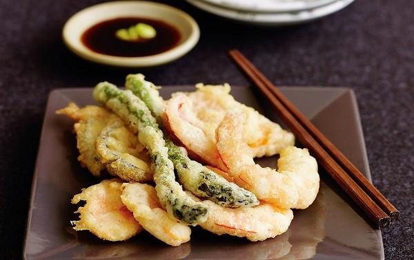 Japanese tempura