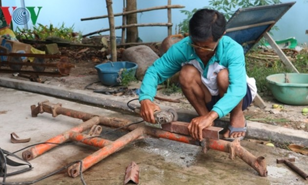 Khmer farmer makes fortune from multi-crop cultivation