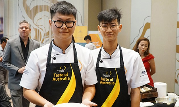Roasted lamb with vegemite sauce wins Taste of Australia Culinary Competition 2019