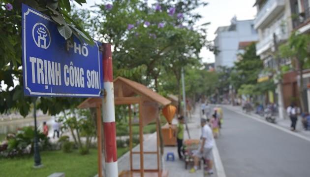 Phố đi bộ Trịnh Công Sơn: không gian kết nối văn hóa, cộng đồng