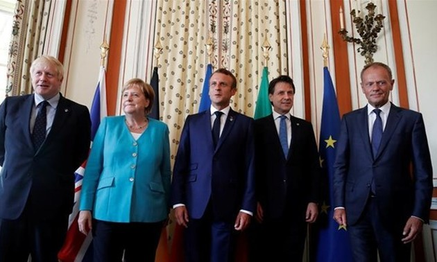 G7 leaders agree on Iranian nuclear issue, disagree on Russia
