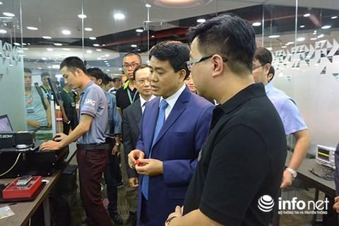 Khai trương không gian làm việc chung hỗ trợ cộng đồng khởi nghiệp Việt Nam
