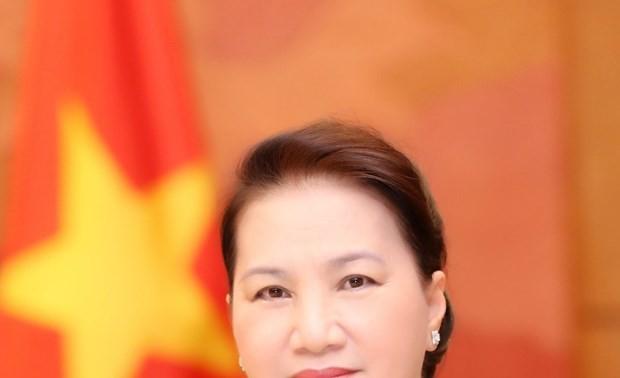 Chủ tịch Quốc hội Nguyễn Thị Kim Ngân lên đường thăm chính thức Maroc, Pháp; thăm làm việc với Nghị viện châu Âu, tham dự IPU-140