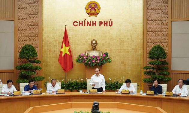 Thủ tướng Nguyễn Xuân Phúc chủ trì làm việc với Ủy ban Quản lý vốn Nhà nước