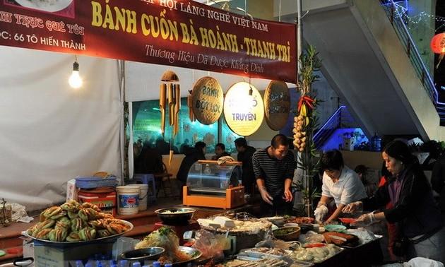 ฮานอยจัดงานเทศกาลวัฒนธรรมอาหารเป็นครั้งแรก