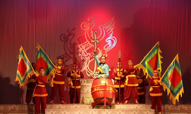 Traditional theatre advancements highlighted at national festival