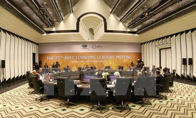 APEC 2017: Medios internacionales continúan elogiando el éxito diplomático de Vietnam