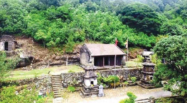 Ngoa Van pagoda – The heart of Truc Lam Yen Tu Zen sect