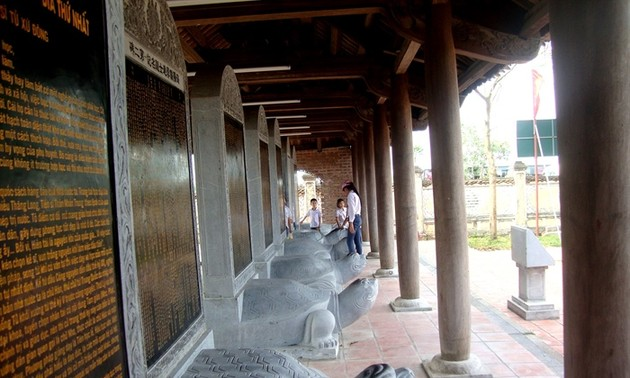 Mao Dien Temple of Literature – proof of Hai Duong's thirst for knowledge