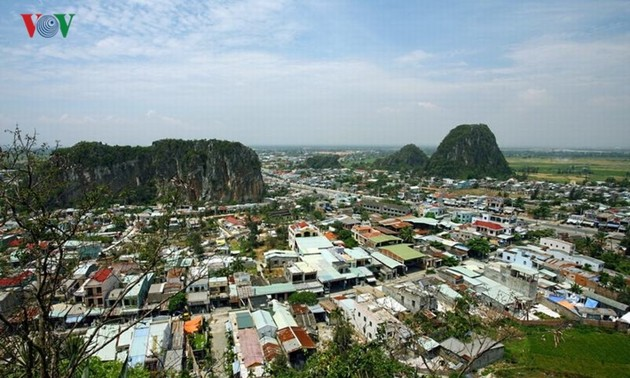 Marble Mountains - icon of Danang tourism