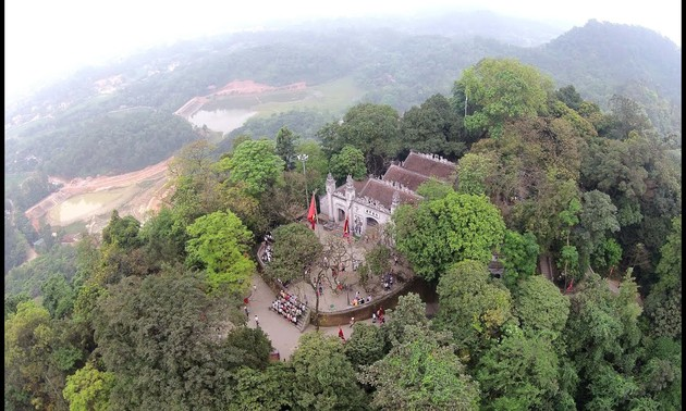Hung Kings Temple embodies Vietnam's religious culture