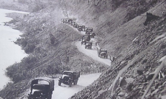 Ho Chi Minh Trail –path to national unification and development