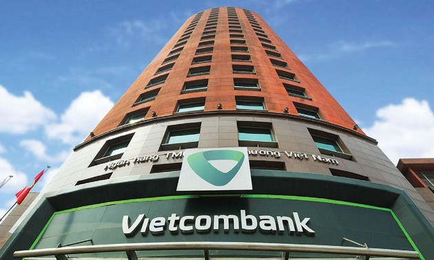Vietcombank leads Forbes' top 50 listed Vietnamese companies in after-tax profit