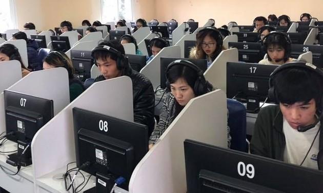 하노이, 제1회 외국인을 위한 KBS 실용한국어능력시험 주최