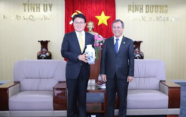 한국과 베트남, 범죄예방에 관한 국제 경험 교환