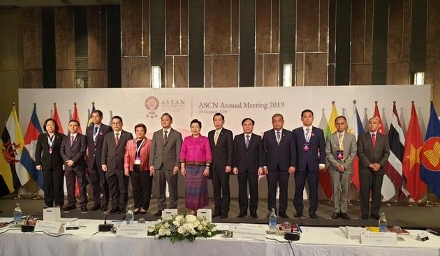 Hội nghị Mạng lưới các thành phố thông minh ASEAN 2019
