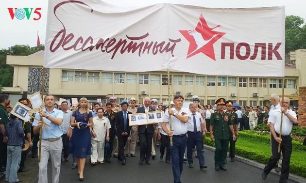 «Бессмертный полк» во Вьетнаме – акция, имеющая глубокое гуманистическое значение