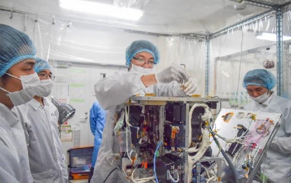 Trung tâm vũ trụ Việt Nam - nơi nuôi dưỡng đam mê nghiên cứu vũ trụ