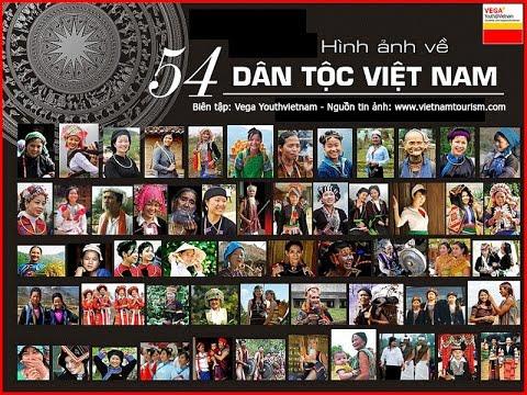 สีสันวัฒนธรรม54ชนเผ่าเวียดนาม