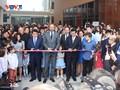 Édouard Philippe inaugure le nouveau bâtiment du Lycée français Alexandre Yersin